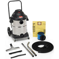 Shop-Vac Contractor Wet/Dry Vac - 6.5 Peak HP - 15 Gallon