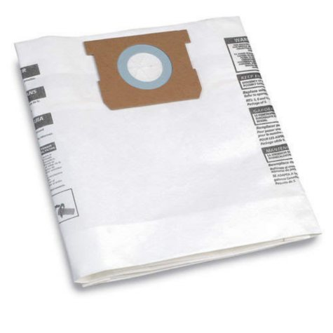Shop-Vac 5, 6 and 8-gal Collection Filter Bags