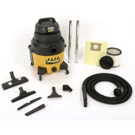 Shop-Vac Industrial Vacuum - 6.5 Peak HP - 8 Gal