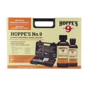 Hoppe's No. 9 62-Piece Universal Cleaning Kit