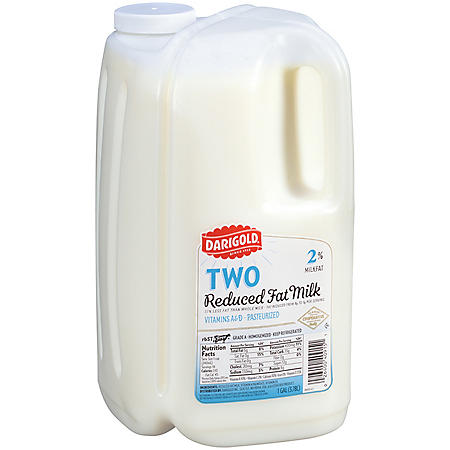 Darigold 2% Reduced Fat Milk (1 gallon)