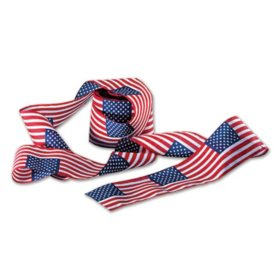"""21' Decorative Bunting 4""""x 6"""" Sections"""