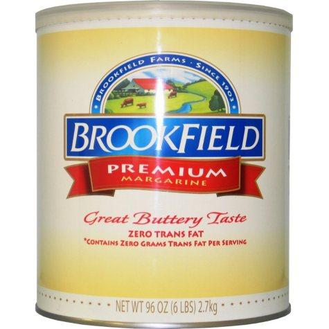 Brookfield Margarine - 6 lbs.