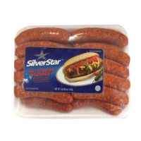 Silver Star Meats Fresh Hot Italian Sausage (4 lbs.)