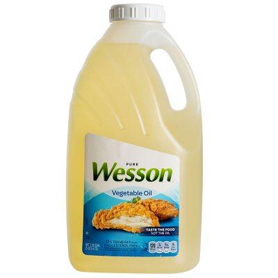 Warehouse commercial vegetable oils