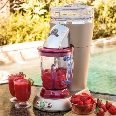 Margaritaville® Frozen Concoction Maker with No Brainer Mixer and Salt and Lime Tray
