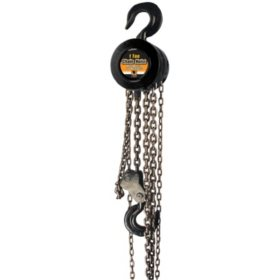 Black Bull 1 Ton Heavy Duty Chain Hoist