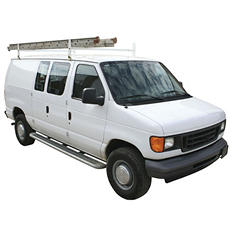 Pro-Series Multi-Use Adjustable Van Rack