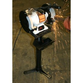 Fantastic Black Bull 8 Bench Grinder With Worklights Sams Club Alphanode Cool Chair Designs And Ideas Alphanodeonline