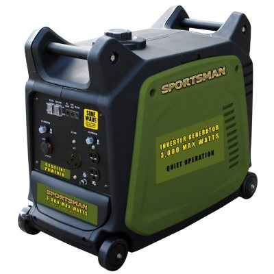 Sportsman 2,800 / 3,000 Watt Inverter Generator