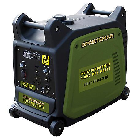Sportsman 2,800 / 3,000 Watt Inverter Generator