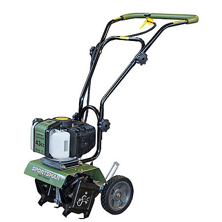 Sportsman Earth Series 43cc 2-Cycle Mini Cultivator