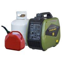 Sportsman GEN2200DFI 2200 Watt Dual Fuel Inverter Generator Deals