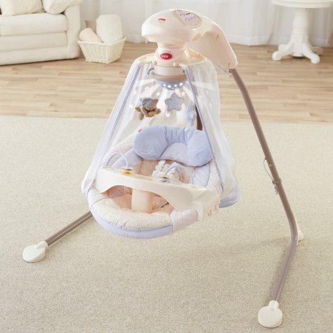 Fisher-Price Starlight Papasan Cradle Swing