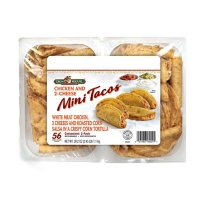 Don Miguel Chicken and Two-Cheese Mini Tacos (56 ct.)