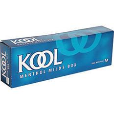 Kool Blue Menthol Box - 200 ct.
