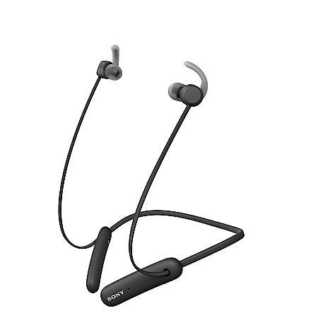 Sony WISP510/B EXTRA BASS Wireless Sports In-Ear Headphones