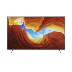 "SONY 75"" Class 4K HDR LED TV - XBR75X90CH"