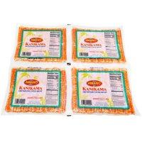 Amano Kanikama Fresh Imitation Crab Meat (10 oz., 4 pk.)