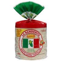 La Banderita White Corn Tortillas (66.3 oz.)