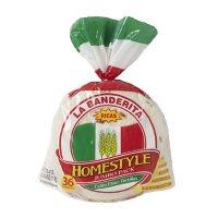 La Banderita Homestyle Flour Tortillas (36 ct.)
