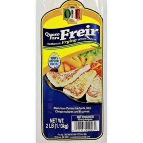 Ole Authentic Frying White Cheese (2 lbs.)