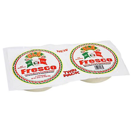 Ole Fresco Cheese  (15 oz. ea., 2 pk.)