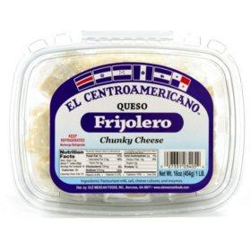 El Centroamericano Queso Frijolero Chunky Cheese (16 oz.)
