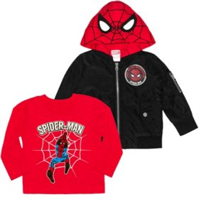 Licensed Boys' 2-Piece Jacket Set