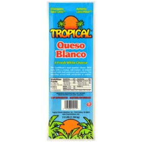 Tropical Queso Blanco (2.5 lbs.)