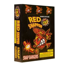 Red Super Snap