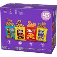 Keebler Cookies And Crackers Variety Pack (45 pk.)