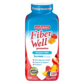 Vitafusion Fiber Well Gummies (220 ct.)
