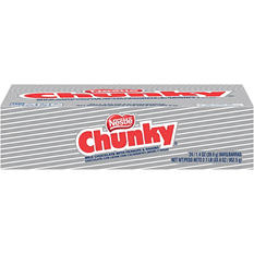 Nestle Chunky Nut and Raisin Milk Chocolate Bars (24 ct.)