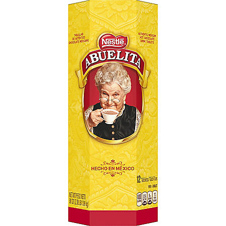 Nestle Abuelita Mexican Hot Chocolate Tablets (12 pk.)