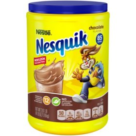 Nestle Nesquik Chocolate-Flavored Powder (2.61 lb.)