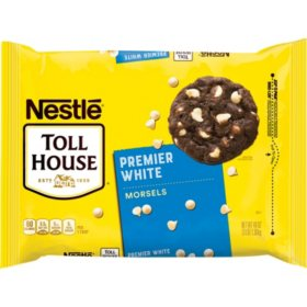 NESTLE TOLL HOUSE Premier White Morsels (48 oz.)