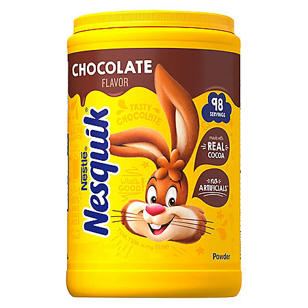 Nesquik Chocolate Powder Drink Mix (44.9 oz.)