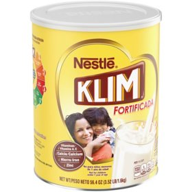 KLIM Fortificada Dry Whole Milk Powder (56.4 oz.)