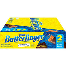 Butterfinger King Size Candy Bar (3.7 oz., 18 ct.)