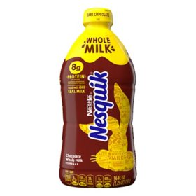 Nesquik Dark Chocolate Whole Milk (56 fl. oz.)