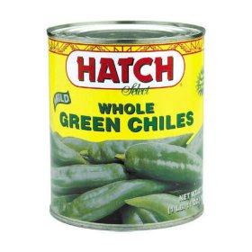 Hatch Mild Whole Green Chiles - 2/27 oz.