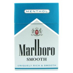 Marlboro Smooth Menthol King Box (20 ct., 10 pk.)