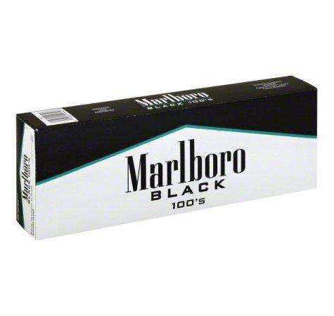 Marlboro Special Blend Menthol Black 100s 1 Carton