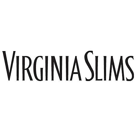 Virginia Slims Superslims Gold Menthol Kings Soft Pack (20 ct., 10 pk.)