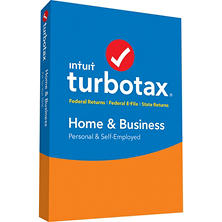 TurboTax Home & Business Fed+Efile+State 2016
