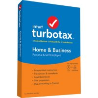 TurboTax Home & Business 2019 Fed+Efile+State PC/MAC Disc Deals