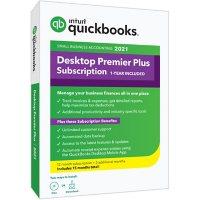 QuickBooks Desktop Premier Plus 2021 15-Month Subscription