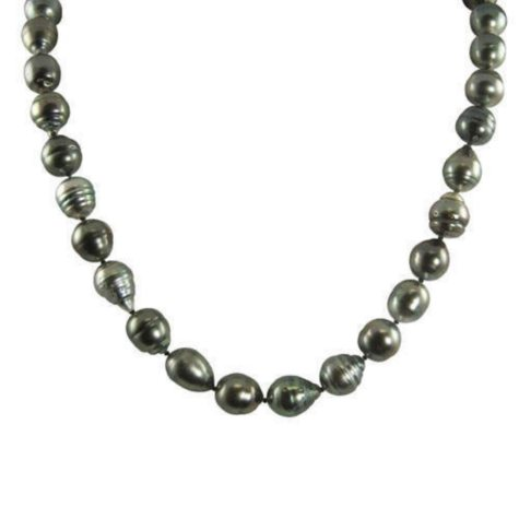 """18"""" Tahitian Cultured Pearl Necklace"""
