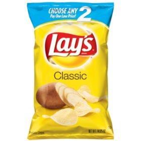 Lay's Classic Potato Chips (14 oz.)